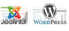 Joomla! WordPress