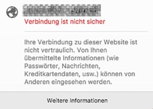 SSL https sicher